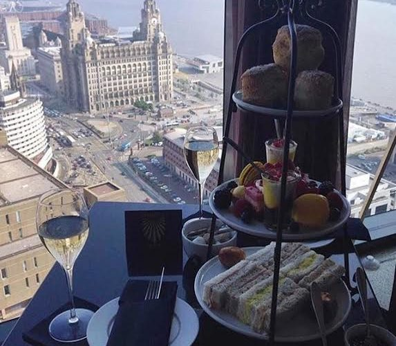 panormaic 34 liverpool afternoon tea