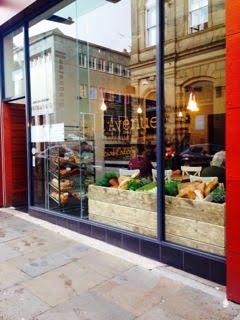 East Avenue Bakehouse Bold St Liverpool
