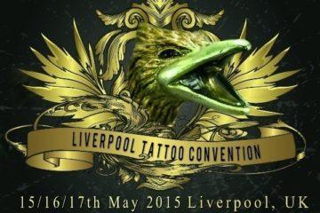 Liverpool Tattoo Convention 2015