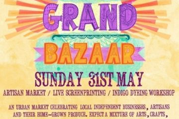 Capstans Bazaar 31st May