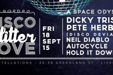Disco Glitter Love 3
