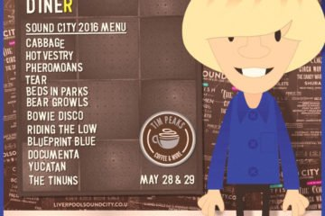 Sound City Tim  Peaks Diner