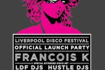 Liverpool Disco Festival Launch Party