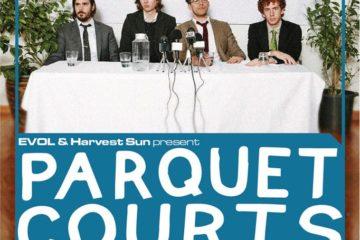 Parquet courts liverpool