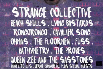 Strange Collective EP Launch