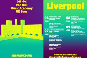 Red Bull Music Academy Tour Liverpool