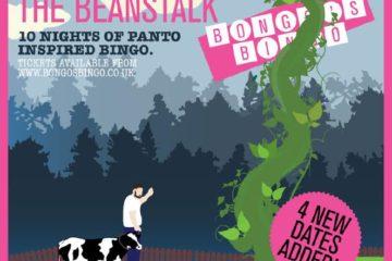 Bongo's Bingo Christmas Panto