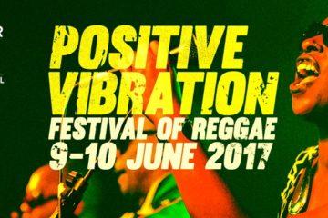 Positive Vibration Festival Liverpool