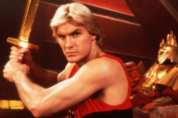 Flash Gordon MCM Comic Con Liverpool