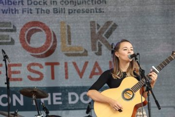 Folk on the dock festival liverpool