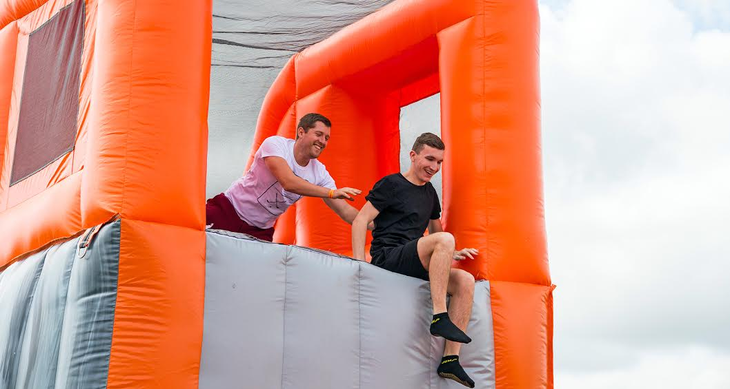 Inflatable Obstacle Course Merseyside