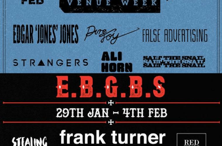 Independent Venue Week 2018 Liverpool