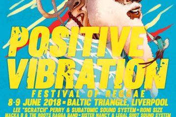 Positive Vibration Festival 2018