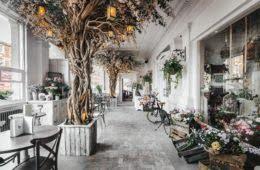 The Florist Restaurant Liverpool