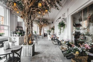 The Florist Restaurant Liverpool