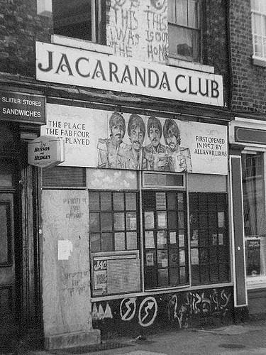 The Jacaranda 60 Birthday