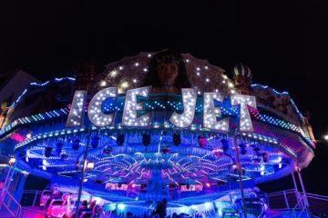 Ice Jet Liverpool Ice Festival 2018