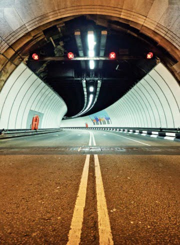 Queensway Tunnel Liverpool Tour