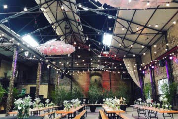 Camp and Furnace Liverpool Weddings
