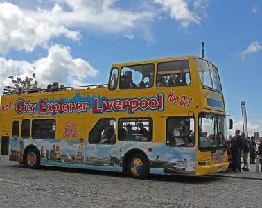 City Explorer Bus Liverpool