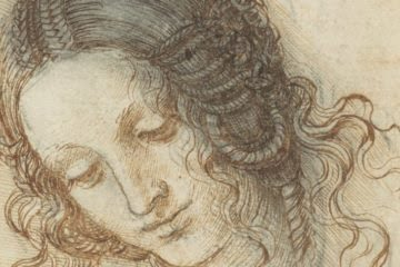 Leonardo da Vinci a life in drawing Liverpool