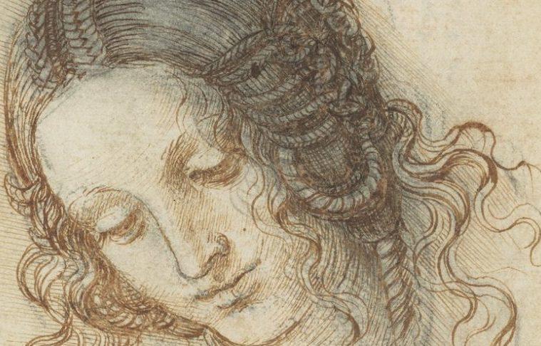 Leonardo da Vinci a life in drawing Liverpool