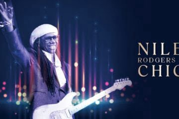 Nile Rodgers & Chic Haydock Park Racecourse