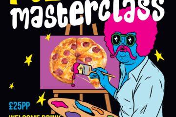 Crazy Pedro's Pizza Making Masterclasses