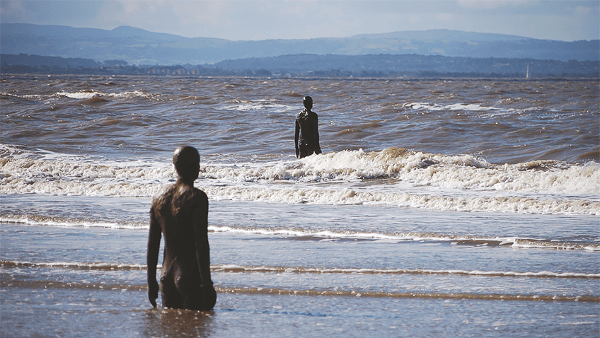 Anthony Gormley Liverpool