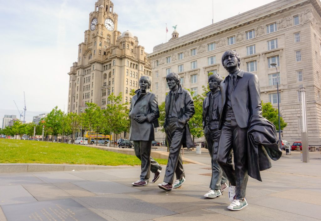 Liverpool Statues Bowling Shoes Lane7
