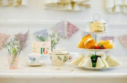PG tips, Afternoon Tea,