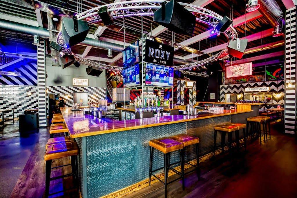 Roxy-Ballroom Liverpool