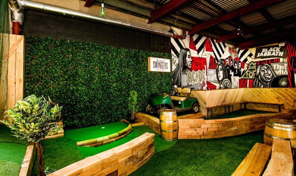 Roxy ball room liverpool golf club